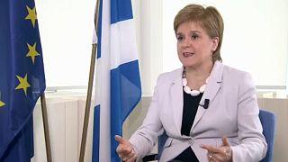 Νίκολα Στέρτζον: Θέλει νέο δημοψήφισμα για την ανεξαρτησία της Σκωτίας