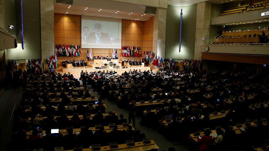 100-летие МОТ: мировые лидеры о труде и прогрессе