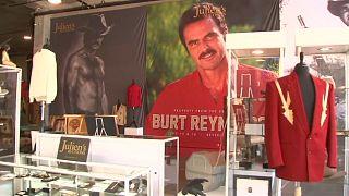 """Burt Reynolds' """"Pontiac"""" für 300.000 Dollar"""