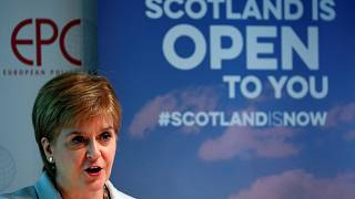 'They're all pretty awful prospects' - Scotland's Sturgeon on Tory candidates
