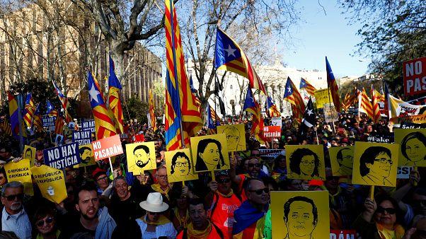 Ολοκληρώνεται η δίκη των Καταλανών αυτονομιστών