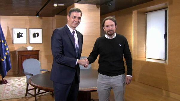 """Luz verde a un """"gobierno de cooperación"""" en España"""