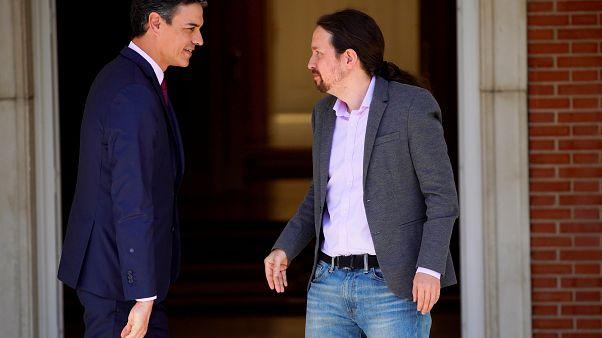 Ισπανία: Συνεργασία Σοσιαλιστών-Podemos με στόχο τον σχηματισμό κυβέρνησης