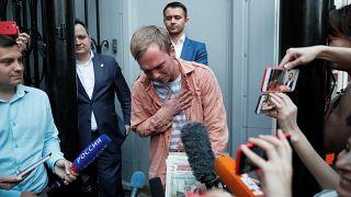 Russia, Ivan Golunov è libero. Cadute le accuse nei confronti del giornalista investigativo
