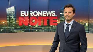 Euronews Noite   As notícias do Mundo de 11 de junho de 2019