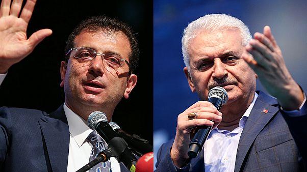 İki adaydan 16 Haziran polemiği: İmamoğlu'nun 'soruları istedi' iddiasına Yıldırım'dan yalanlama