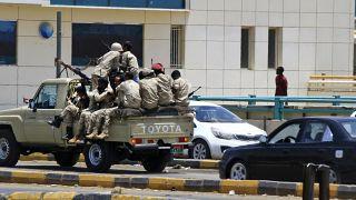 Sudan güvenlik güçleri