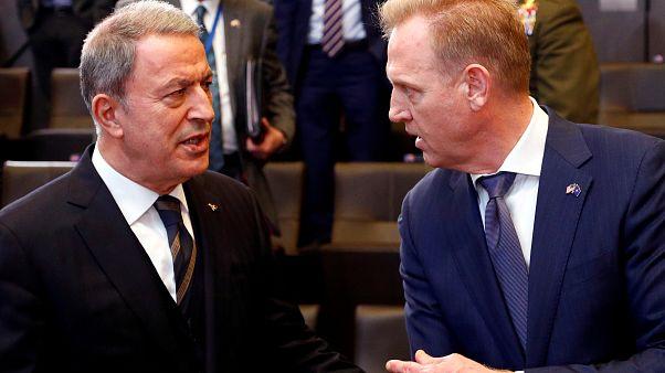 Οι Υπουργοί Άμυνας ΗΠΑ και Τουρκίας