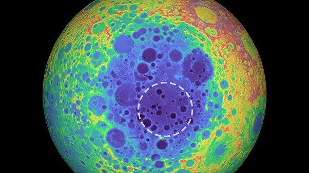 Η φωτογραφία που έδωσε η NASA
