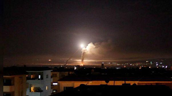 حمله موشکی به سوریه (عکس تزئینی است)