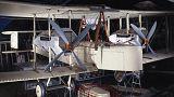 """""""Fue un viaje terrible"""": Cien años del primer vuelo directo transatlántico"""