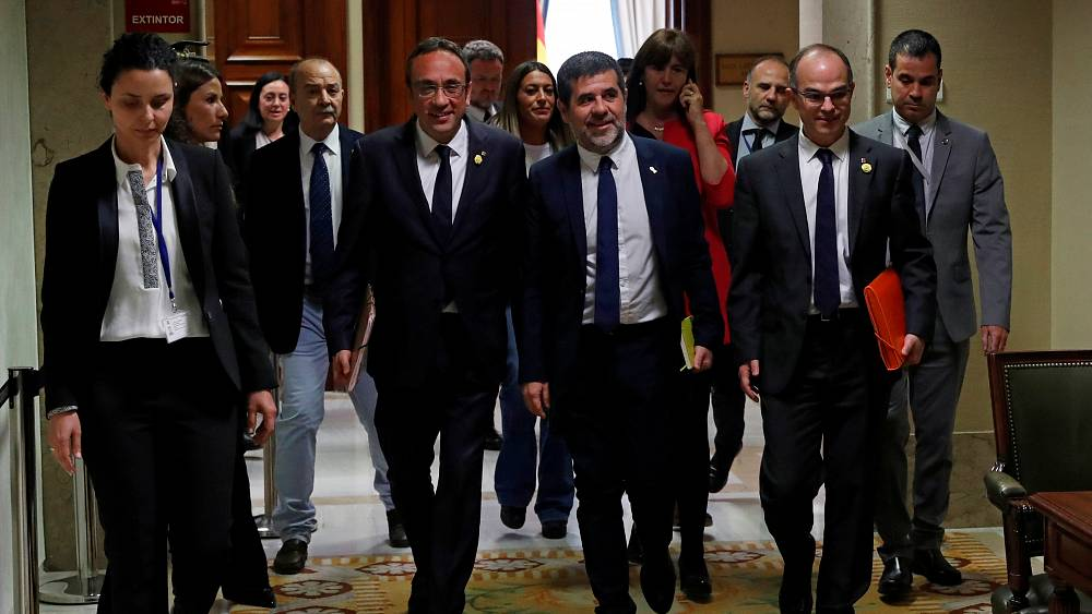 Last day of trial for Catalan leaders