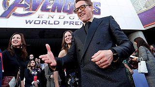 Avengers Endgame'i 112 kez sinemada izleyerek dünya rekoru kırdı