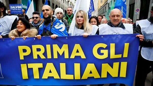 İtalya'da nefret suçları bir önceki yıla göre 4 kat arttı