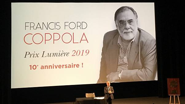 """Le """"Parrain"""" Coppola recevra à Lyon en octobre le Prix Lumière 2019"""