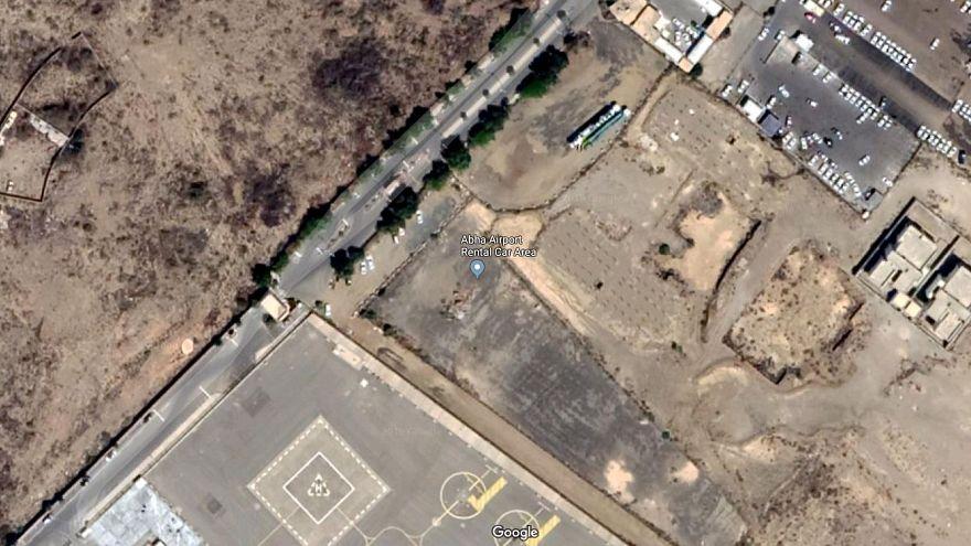 مطار أبها خرائط غوغل