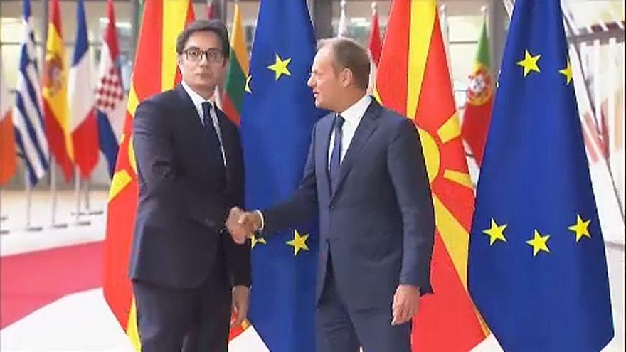 Macedónia do Norte quer acelerar adesão à UE