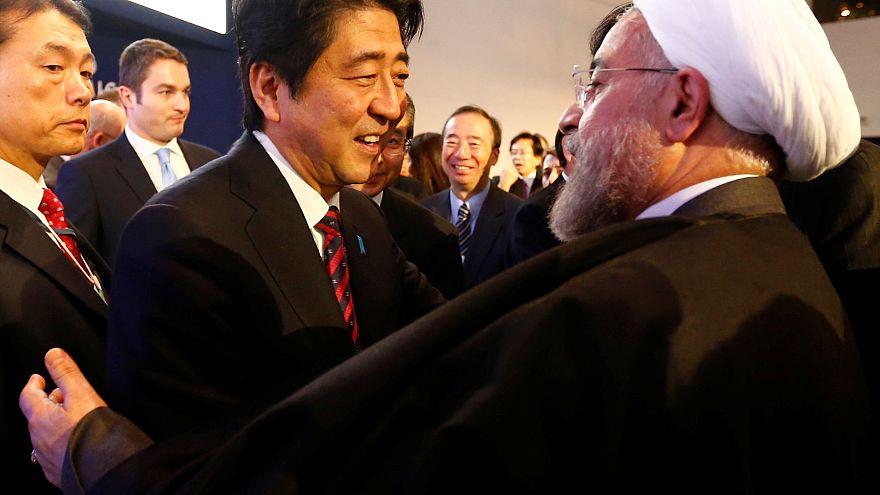 Японии нужна стабильность на Ближнем Востоке