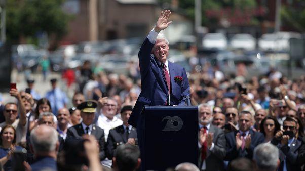 Kosovo, Bill Clinton al ventennale della fine della guerra