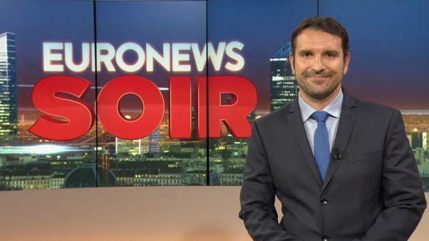 Euronews Soir : l'actualité du mercredi 12 juin 2019