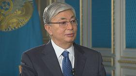 رئیس جمهوری تازه منتخب قزاقستان: ما به روسیه مطلقا نیاز داریم