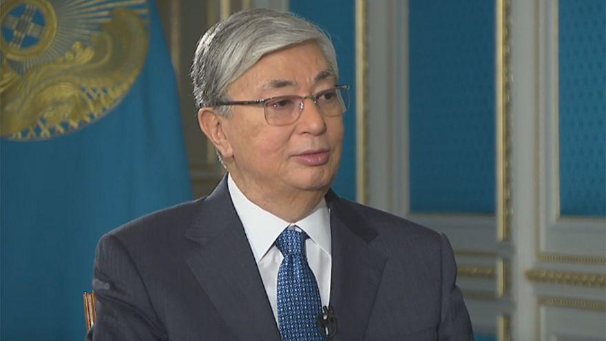 """Kassym-Jomart Tokaïev : """" Il n'y aura pas de double pouvoir au Kazakhstan"""""""