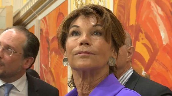 Wien: Kanzlerin Bierlein gibt Regierungserklärung ab