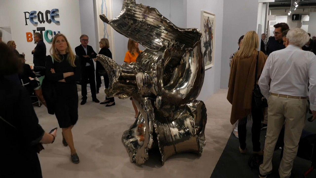 Bâle, capitale du marché de l'art contemporain
