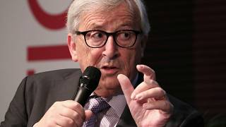 Jean-Claude Juncker says he avoids social media to miss 'drunk' and 'corrupt' insults