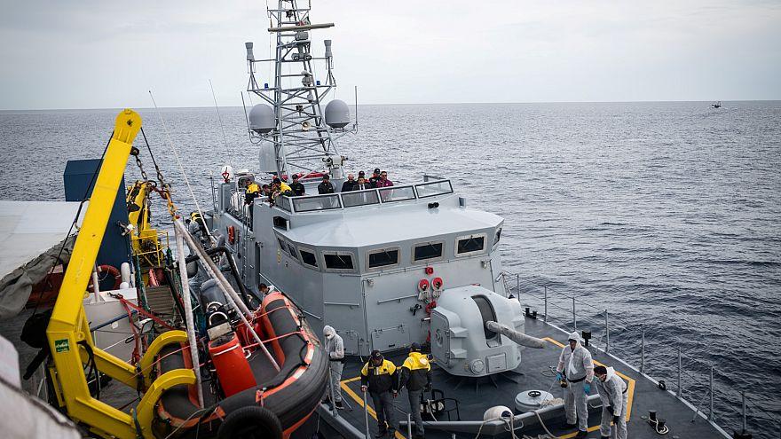 """سفينة تابعة لمنظمة """"سي ووتش"""" حيث عملت بيا كليمب"""