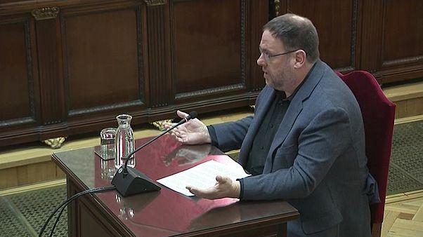Oriol Junqueras, ex vicepresidente della Generalitat