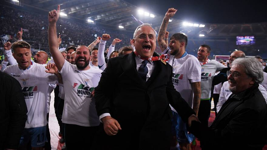 Alitalia: spunta Lotito, il patron della Lazio vuole entrare nella compagnia
