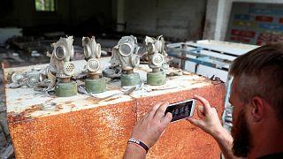 Katasztrófaturisták zarándokútja Csernobilba