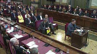 Catalan separatists await verdict after historic trial comes to an end