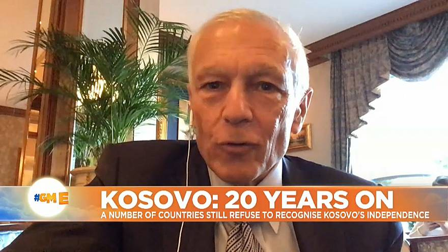 Former General marks 20 years since NATO forces arrived in Kosovo