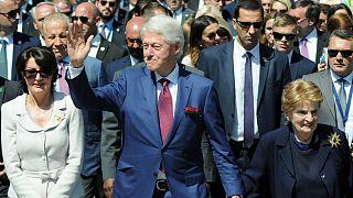 سخنرانی بیل کلینتون در کوزوو ۲۰ سال بعد از بمباران ناتو