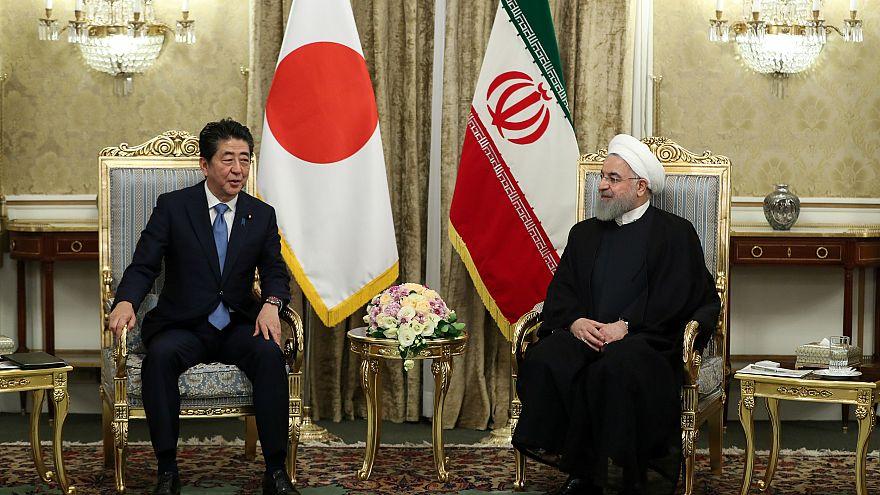 Japonya Başbakanı Abe, İran ziyaretinde konuştu: Orta Doğu'da barış için her türlü desteğe hazırız