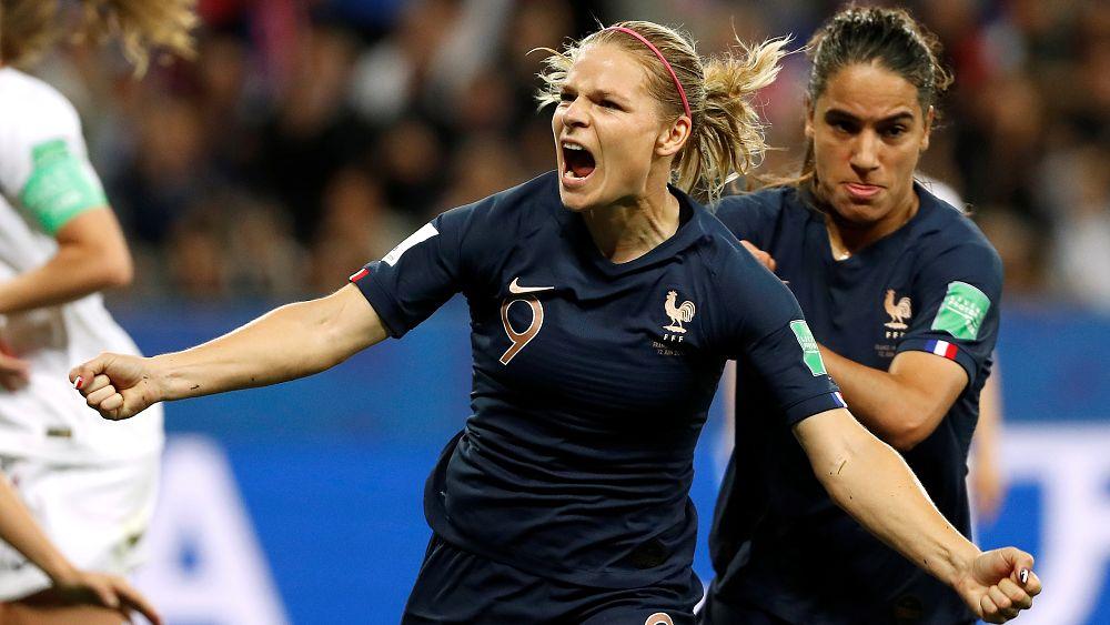 Coupe du monde féminine : Les Bleues reçues 2 sur 2 !