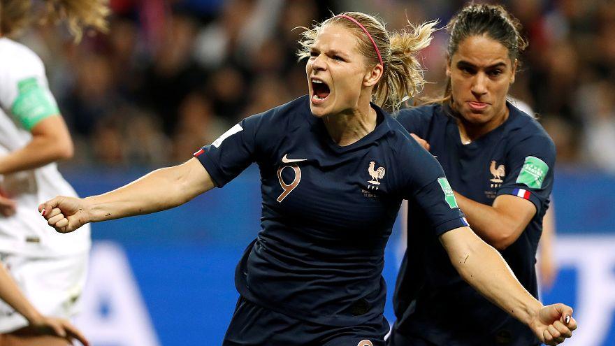 Franciaország és Németország veretlen