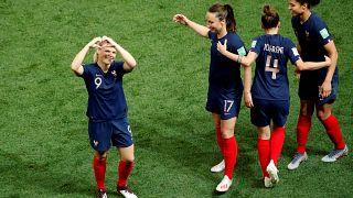 FIFA Kadınlar Dünya Kupası'nda 6'ncı gün 3 karşılaşmayla tamamlandı