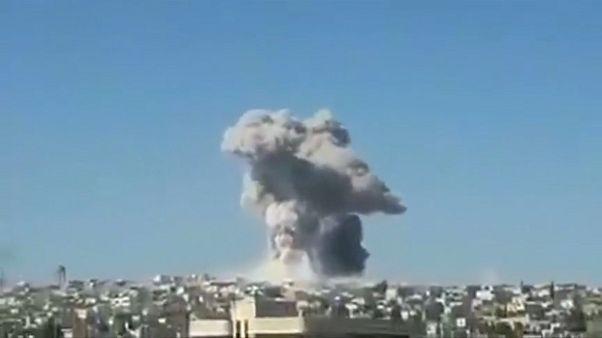 Türkiye ve Rusya ara buluculuğunda Suriye'de ateşkes iddiasına ÖSO'dan yalanlama