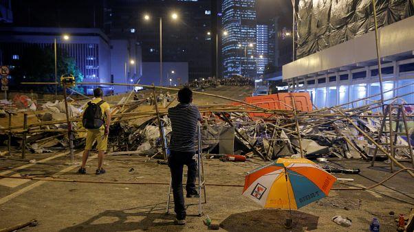 Hong Kong, el día después de la batalla