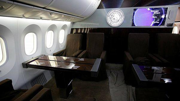 رئیسجمهوری مکزیک هواپیمایش را برای مقابله با مهاجران غیرقانونی میفروشد