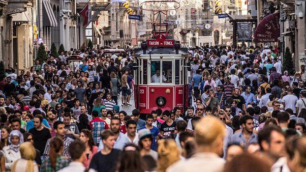 Türkiye Küresel Huzur Endeksi'nde 163 ülke arasında 152. sıraya geriledi
