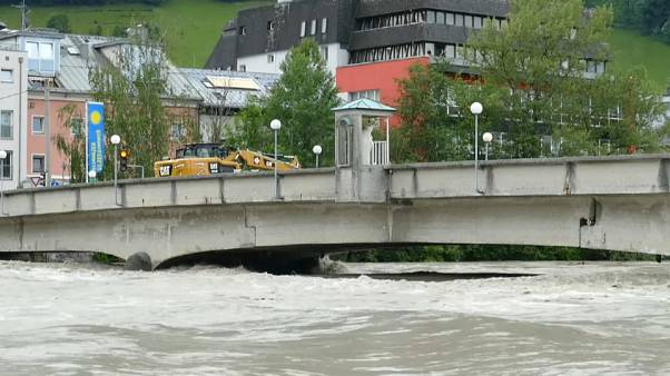 Hochwasser: Keine Entwarnung in Tirol