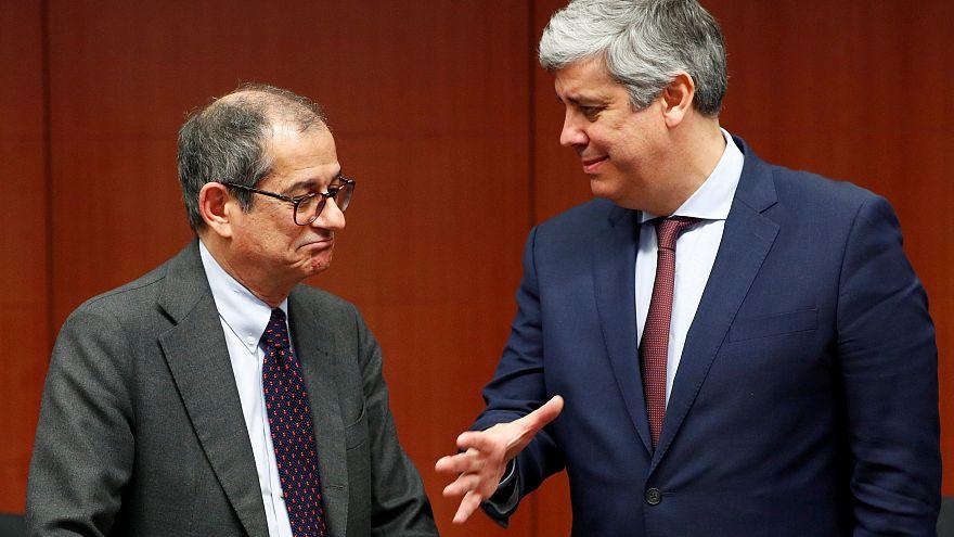 Eurogruppe mahnt Rom ab