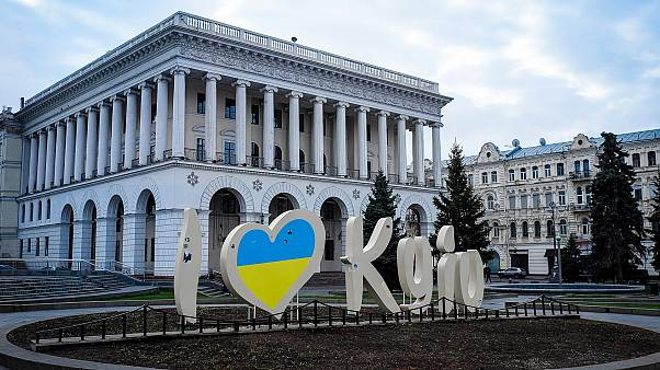 На Майдане Незалежности в Киеве