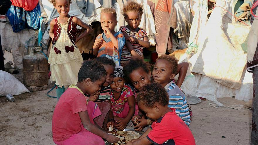 أطفال اليمن في ظل الحرب