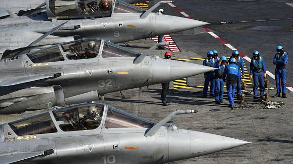 وزیر خارجه فرانسه بار دیگر از فروش سلاح به عربستان حمایت کرد