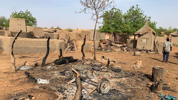 Вспышка насилия в Мали